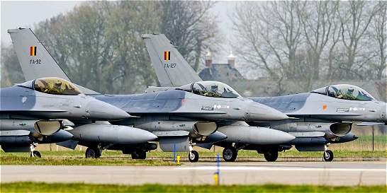 Bélgica enviará aviones a Siria para combatir al grupo Estado Islámico