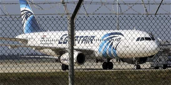 Reportan desaparición de avión de EgyptAir con destino a El Cairo