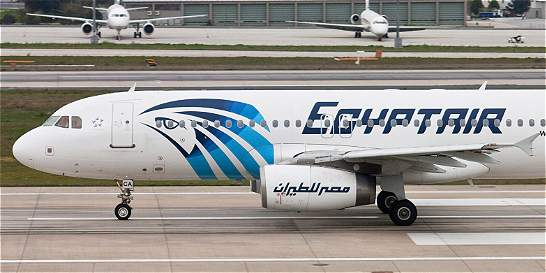 Avión de Egyptair se fabricó en 2003 y llevaba 48.000 horas de vuelo