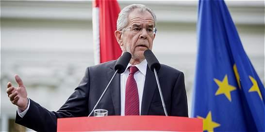 Faltó poco para que ganara la extrema derecha en Austria