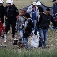 Comienza desalojo de refugiados en campamento de Idomeni (Grecia)