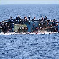 Nuevo naufragio reaviva el drama de los inmigrantes en el Mediterráneo
