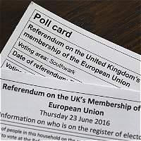 Política y economía golpeados en posible salida del Reino Unido de UE