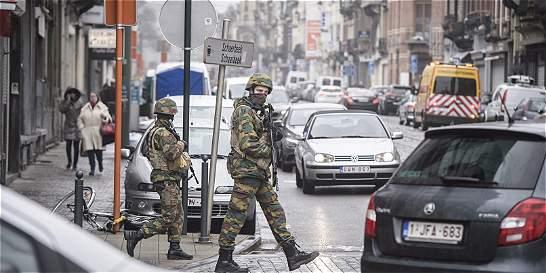 Detienen a cuatro personas por terrorismo en Bélgica