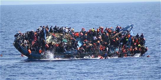 700 inmigrantes rescatados en dos días develan drama en Mediterráneo