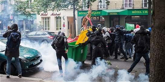Protestas no logran que Hollande desista de reforma laboral en Francia