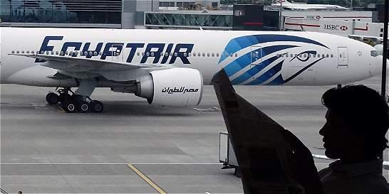 Confirman hallazgo de una de las cajas negras del avión de EgyptAir