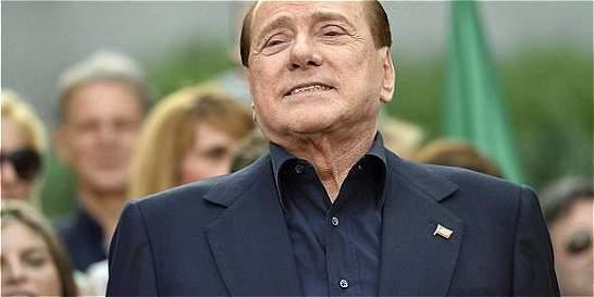 Berlusconi es hospitalizado tras sufrir insuficiencia cardiaca