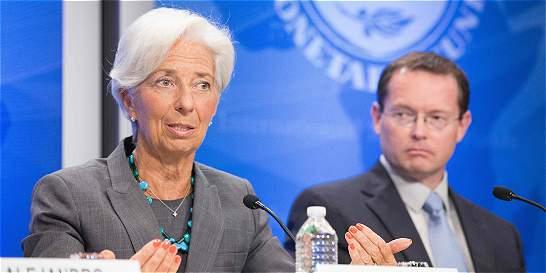 Directora del FMI, culpable por 'negligencia' en juicio en Francia