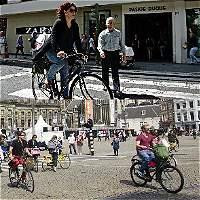 Las diez ciudades más amigables del mundo para andar en bicicleta