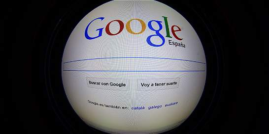 Autoridades se toman Google en Madrid por presunta evasión fiscal