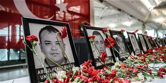 La pista exsoviética del triple atentado en el aeropuerto de Estambul