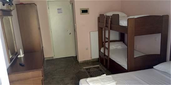 Hoteles para refugiados, la alternativa digna al hacinamiento