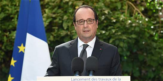 Hollande dice que Rusia es