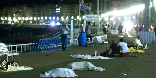 Estado Islámico asume autoría de matanza en Niza