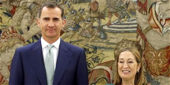Felipe VI inicia consultas para elegir candidato a jefe de Gobierno