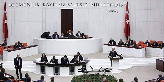 Turquía suspende Convención de DD. HH. por estado de emergencia