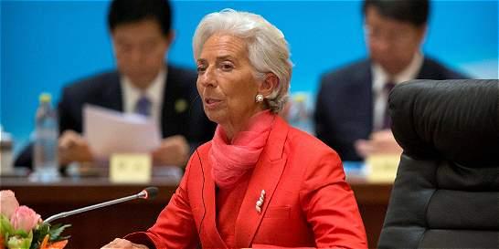 La directora general del FMI será juzgada en Francia por negligencia