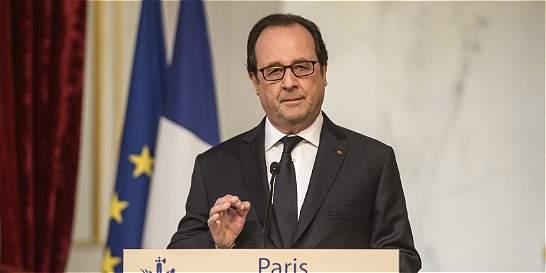 Francia refuerza su acción contra el grupo EI en Irak y Siria