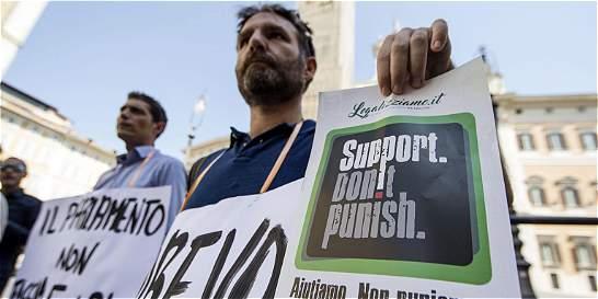 Parlamento italiano abre el debate sobre la legalización del cannabis