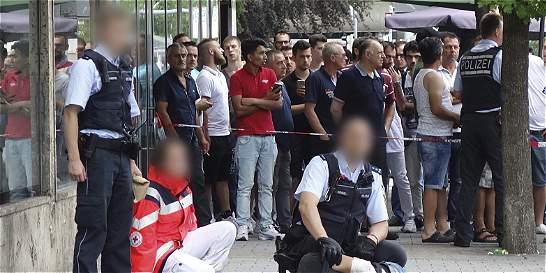 Arrestan a refugiado sirio en Alemania que mató una mujer con machete
