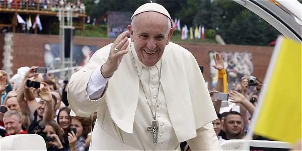 Las palabras del papa Francisco a los jóvenes en Polonia
