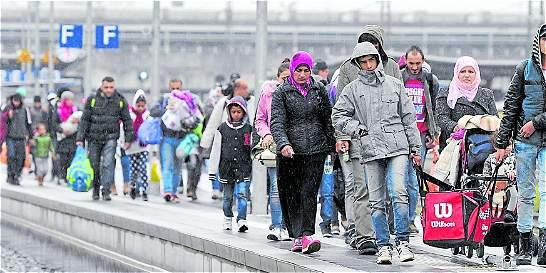 La compra de armas en Austria aumenta con la llegada de refugiados