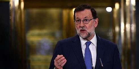 Rajoy se acerca a centristas en España