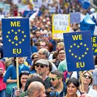La estrategia para unir y salvaguardar a Europa