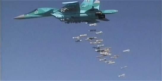Rusia confirma el repliegue de sus aviones de combate de Irán