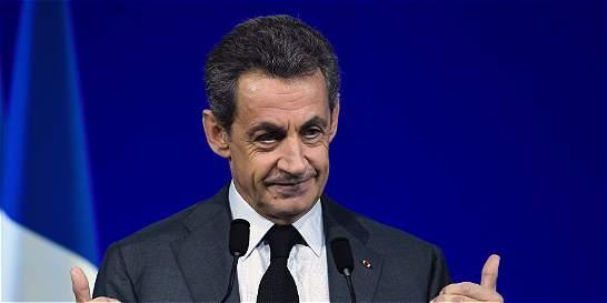 Nicolas Sarkozy quiere repetir presidencia en Francia