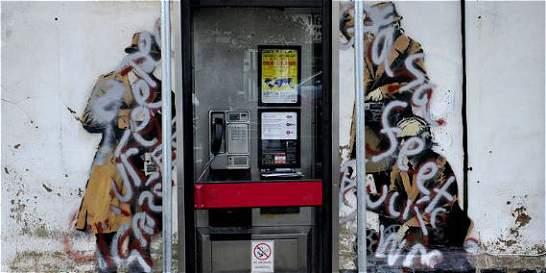 Desaparece mural de Banksy durante la rehabilitación de una vivienda