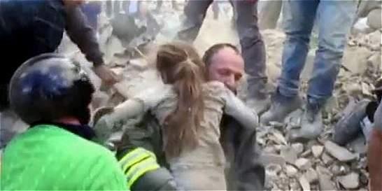 Italia, ante el desafío de reconstruir zonas destruídas por terremoto