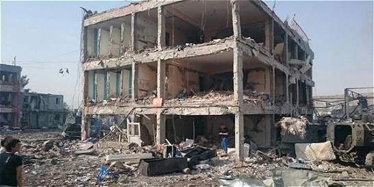 Al menos 11 muertos y 45 heridos en atentado al sudeste de Turquía