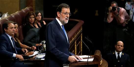 Mariano Rajoy intentará ser elegido presidente en el Congreso español