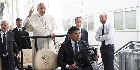 Papa Francisco pide a los cristianos que salven el planeta