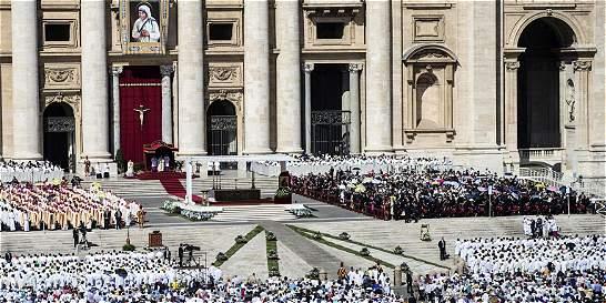 Así se vivió la ceremonia de la canonización de la Madre Teresa