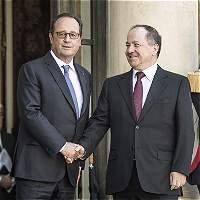Para Hollande, el 'laicismo e islam son compatibles si hay respeto'