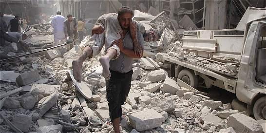 Por nueva tregua, los ojos del mundo se centran en Siria