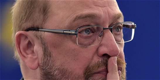 Martin Schulz: 'Trump es un problema para todo el mundo'