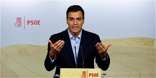 Presión sobre PSOE para que permita investidura de Mariano Rajoy