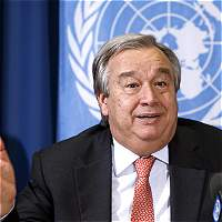 Antonio Guterres, de defensor de refugiados a la ONU