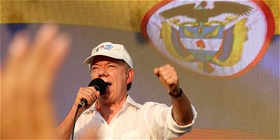 Diarios del mundo destacan el Nobel de Paz a Santos