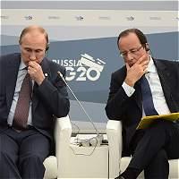 Tensas relaciones entre Rusia y Francia por Siria