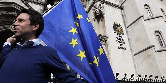 Tribunal examina petición para que el Parlamento autorice el 'brexit'