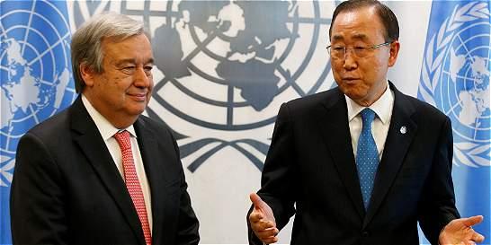 António Guterres, de ser la voz de los refugiados a liderar la ONU