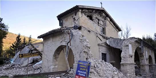 Un sismo de 4,2 grados sacude de nuevo el centro de Italia