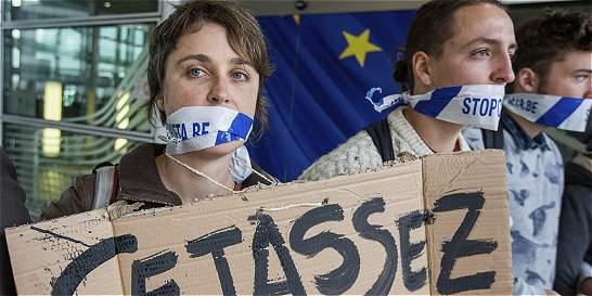 La 'media Bélgica' que casi para todo un tratado