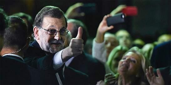 Mariano Rajoy fue reelegido con ayuda de socialistas