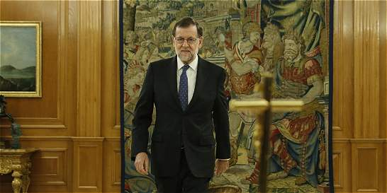 Mariano Rajoy jura como presidente de Gobierno español